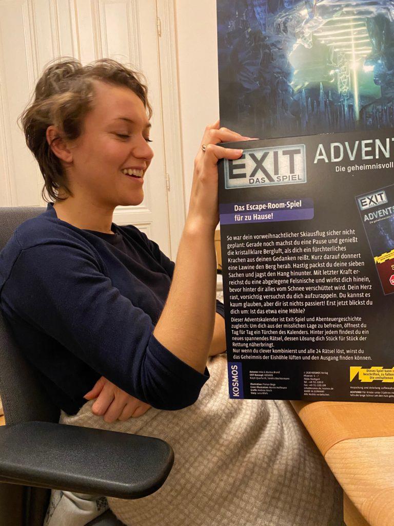 Adventkalender Exit